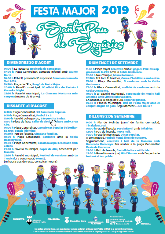 festa major sant pau seguries 2019 web